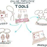 Online participatie kan nu!